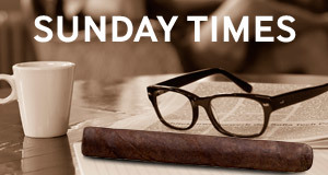 JR Cigar will feature a new great money-saving deal on premium cigars every Sunday.
