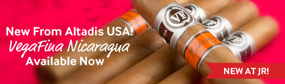 New Vega FIna Nicaragua cigars from Altadis USA