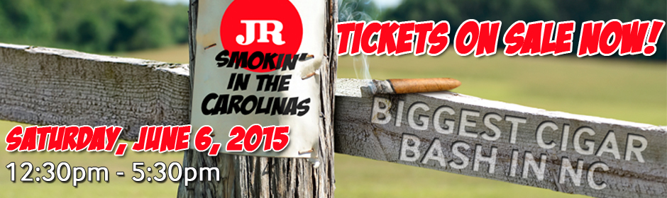 Tickets on Sale now for our 3rd Annual Smokin' in the Carolinas event!