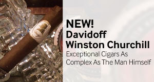 davidoff winston churchill premium cigars