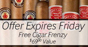 March Madness Final Four Freebie! 4 Romeo & 4 Monte Cigars Absolutely Free!