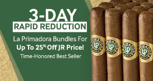 3-Day Rapid Reduction! La Primadora Bundles for up to 25% off JR price!