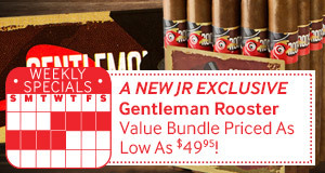 Introducing the brand new, exclusive Gentleman Rooster bundles!
