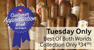 Customer Appreciation Week Exclusive Tuesday Deal! Best of Both Worlds Collection Only $34.95!