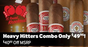 Heavy Hitters Combo Only $49.95! $40.00 Off MSRP!