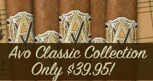 Today only, get the exclusive Avo Classic Collection for only $39.95!