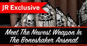 Meet The Latest Weapon In The Boneshaker Arsenal! Save $10.00 On The War Hammer + Free Mace 5-Pack!