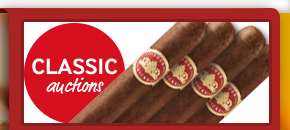 Browse JR Classic Auctions to bid on premium cigars at low prices