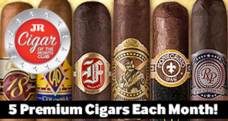 New JR Cigar Auctions