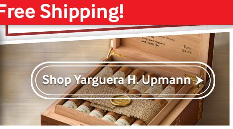 6 Free H. Upmann Cigars + Free Shipping