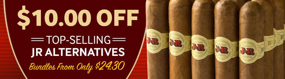 Today Only, Get $10.00 Off Top-Selling JR Alternative Bundles!