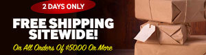 Free shipping sitewide at JR Cigar on all orders of $50.00 or more