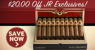 $20.000 off CasaMontez Cigars