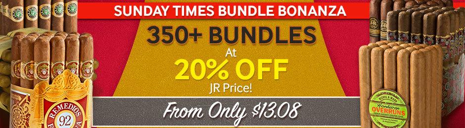 Sunday Times Bundle Bonanza! 350+ Bundles At 20% Off JR Price!