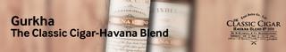 Gurkha The Classic Cigar-Havana Blend