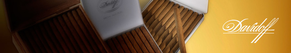 Davidoff Cigarillos and Small Cigars