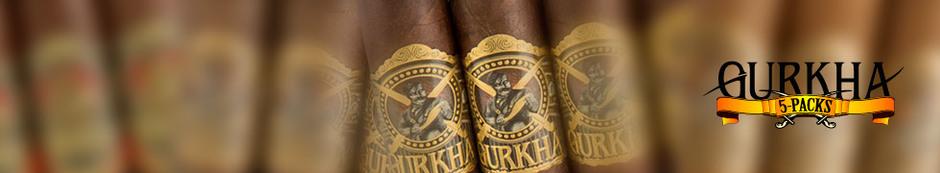 Gurkha 5-Packs