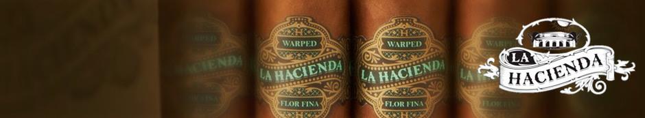 Warped La Hacienda