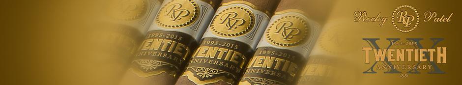 Rocky Patel Twentieth Anniversary