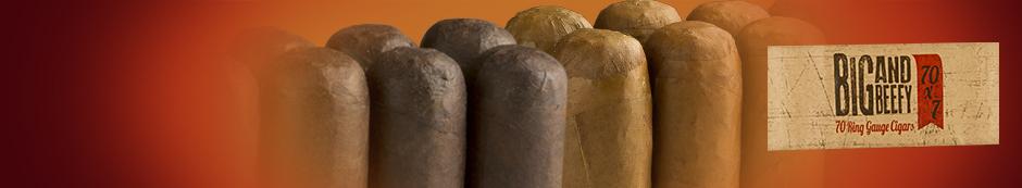 Big and Beefy Cigars