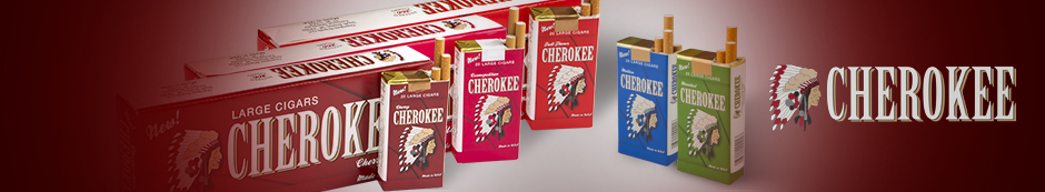 Cherokee Filtered Cigars