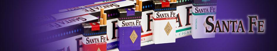 Santa Fe Filtered Cigars