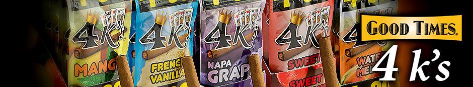 Good Times 4 K's Cigarillos