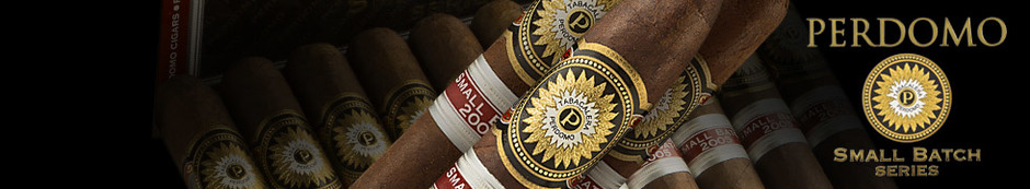 Perdomo Small Batch Series Maduro