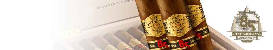 Nat Sherman 85th Anniversary