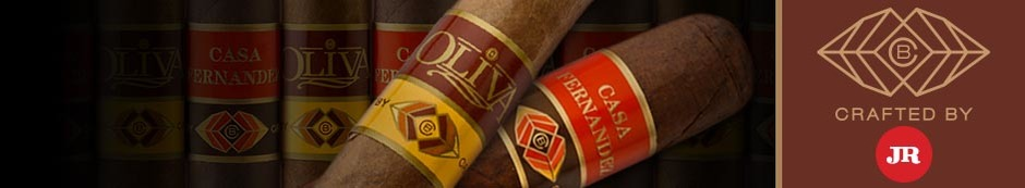 Crafted by JR Cigars