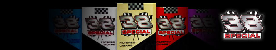 Thirty Eight Special Filtered Cigars