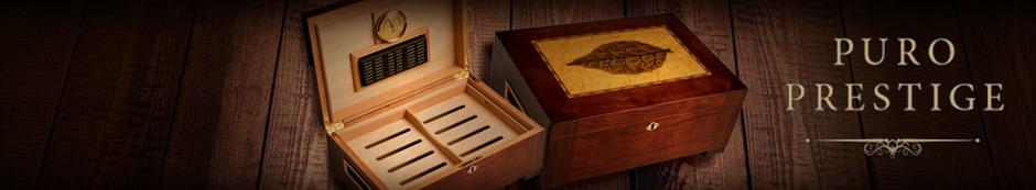 Prestige Cigar Humidors