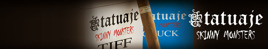 Tatuaje Skinny Monsters