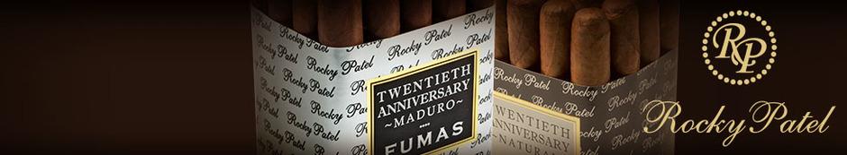 Rocky Patel 20th Anniversary Fumas