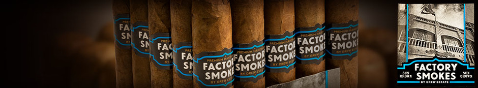Factory Smokes by Drew Estate