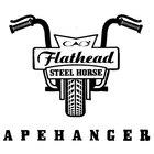 CAO Flathead Steel Horse Handbrake