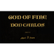 God of Fire by Don Carlos