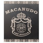 Macanudo Cru Royale Limited Edition Gigante with Humidor