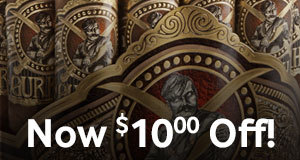 $10.00 Off Boxes Of Castaneda Cigars!