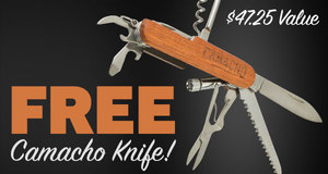 Free Camacho Knife With Room 101 The Big Payback Cigars!