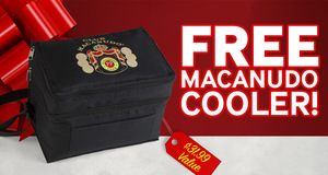 Free Macanudo Cooler With Select Boxes Of Macanudo Cigars!