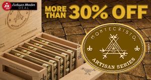 JR Plus Members Save More Than $83.00 On Monte Artisan Series Toros + Free Shipping!