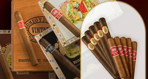 For 48 Hours Only, Get $10.00 Off Romeo, 10 Free Cigars, & Free Shipping!