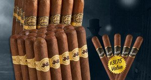 Buy 2 Bundles Of JR Alternatives, Get 5 Villainy Cigars Free!