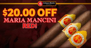 JR Plus Members Get $20.00 Off Maria Mancini Red + Free Shipping!