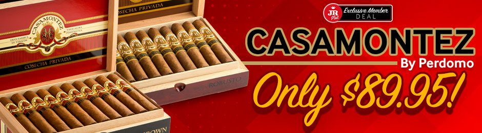 JR Plus Members Pay Only $89.95 For CasaMontez Sun Grown Boxes By Perdomo + Free Shipping!