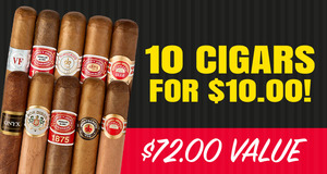 Dominican Lovers Edition Only $10.00 With Select Montecristo Cigars!