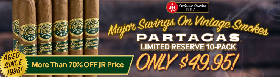 JR Plus Members Pay Only $49.95 + Free Shipping!