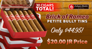 JR Plus Members Pay Only $44.95 For A Brick of Romeo Petite Bullys + Free Shipping!