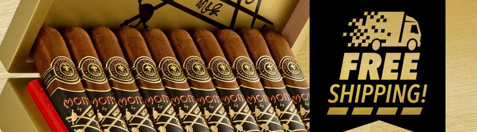 Free Shipping on the New Monte by Montecristo AJ Fernandez!